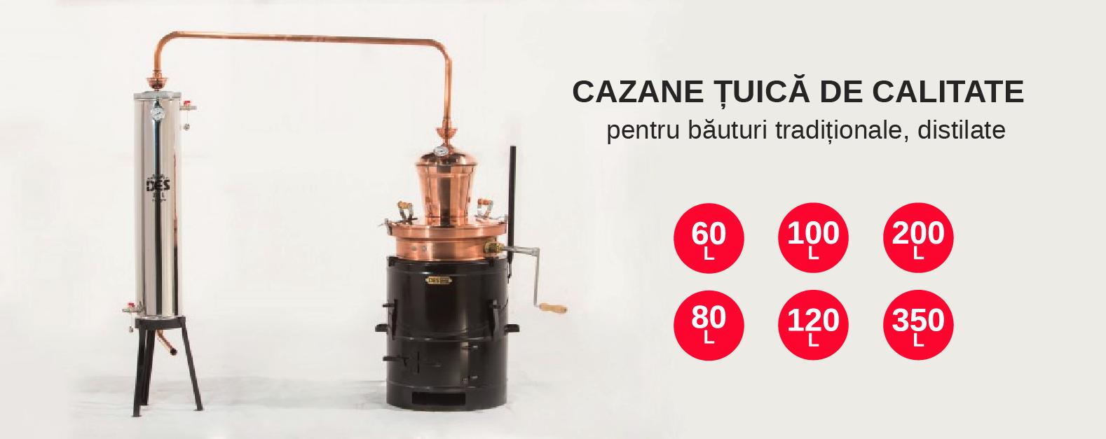 Cazane Tuica - Agroland