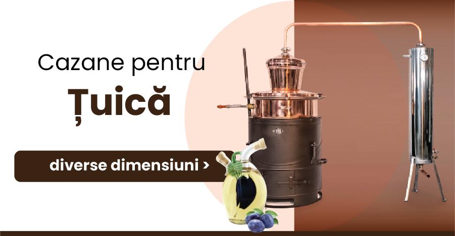 Cazane Tuica